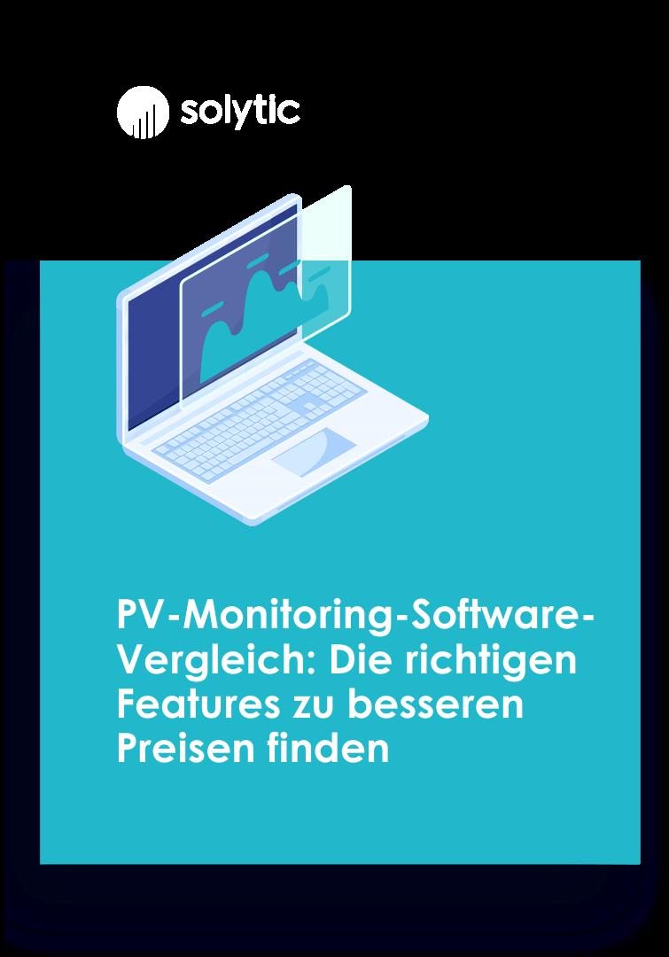 PV Monitoring Software Vergleich